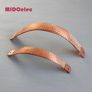 Manufacturer Good Quality Copper Flexible Braided Tape pictures & photos