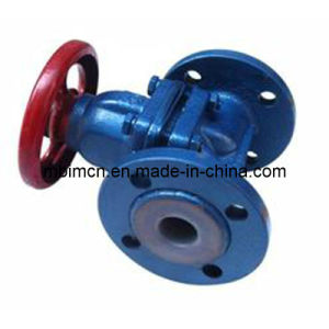 Diaphragm Valves with PFA Linning pictures & photos
