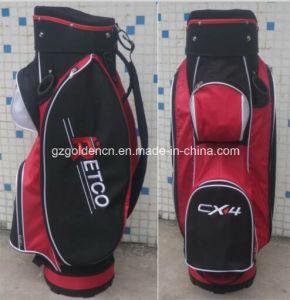 Black Golf Cart Bag Nylon Golf Cart Bag Wholesale pictures & photos