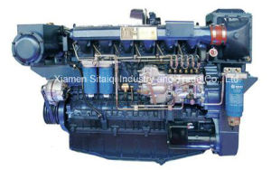 Weichai Deutz Wp12c Marine Diesel Engine for Sale pictures & photos