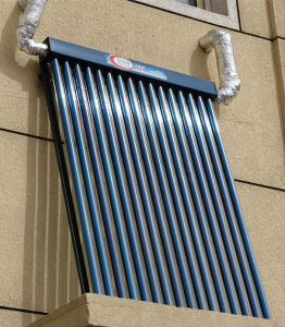 Solar Water Heating System with Copper Coil (KY-SP-31)