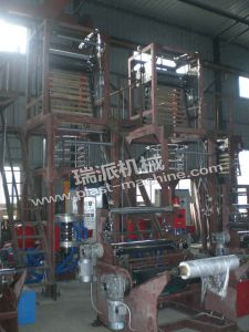Manufacturer Factory for PE Film Blowing Machine pictures & photos
