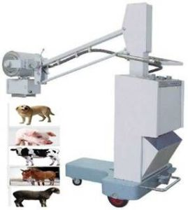 Med-Vet-X-102 Veterinary Mobile X-ray Machine pictures & photos