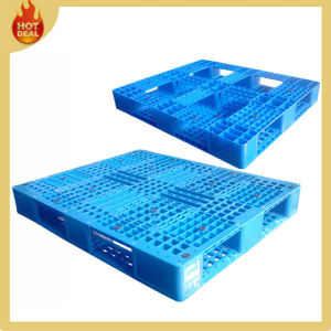 Used Double Faced Plastic Pallet for Sale pictures & photos
