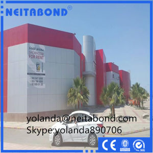 Aluminum Composite Panel of Wall Cladding pictures & photos