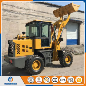 55kw High Configuration High-Powered Engine Mini Wheel Loader (ZL-26) pictures & photos