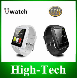 Bluetooth Smart Watch Wristwatch U8 Watch for iPhone 4 4s 5 5s Samsung S4 Note 2 Note 3 HTC Android Phone