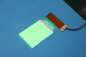 Green LED Backlight for LCD Display pictures & photos