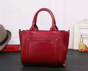 High Quality Women Brand Name Hand Bag, Leather Ladies Bag pictures & photos