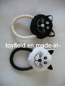 Halloween Cat Rope Pet Embroidery Dog Toy pictures & photos