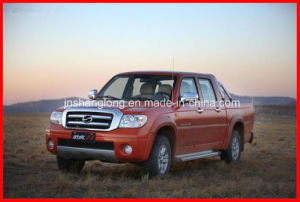 Diesel 4X4 Pickup with 5 Passenger (Euro 4 standard) pictures & photos