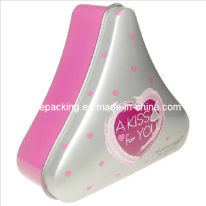 FDA Approved Kiss Candy Tin Box (CT01)