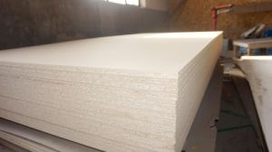 Best Price Standard Size Raw Chipboard / Plain Particle Board in Sale! pictures & photos