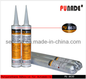 Polyurethane Sealant for Auto Windshield and Bus Glass PU8630