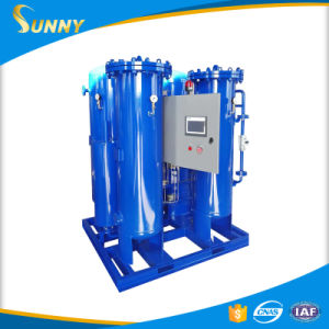 High Purity 99% Filling Oxygen Gas Cylinder Machine 40 Cylinders Per Day pictures & photos