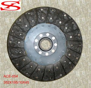 Tractor Clutch Disc 88409 + pictures & photos
