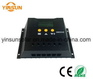 12V/24V 50A Automatic Transfer Solar Charger Controller pictures & photos