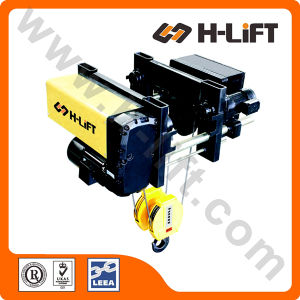 Low Headroom Electric Wire Rope Hoist / Electric Hoist pictures & photos