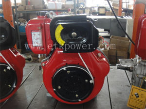 Land Use Diesel Engine with 3000/3600rpm Speed (ETK189F) pictures & photos