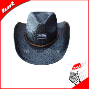 Cowboy Paper Hat, Promotion Straw Hat pictures & photos