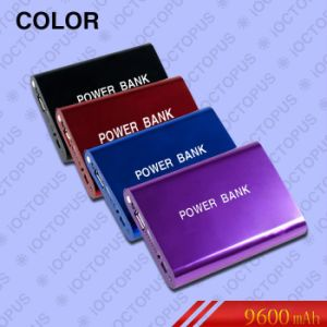 Power Bank With High Capacity 9600mAh for iPad, iPhone pictures & photos