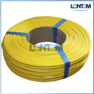 Fiberglass Sleeving Coated Acrylic Resin (APF) pictures & photos