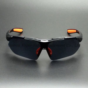 Dark Lens Safety Sports Sunglasses (SG115) pictures & photos