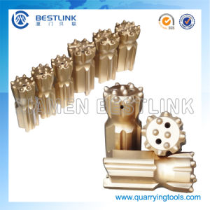 Factory Rock Drilling Top Hammer Drill Bits for Quarry pictures & photos