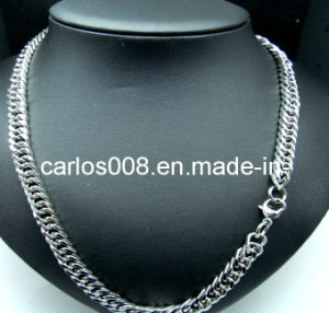 Fashion Titanium Necklace (YC-2007)