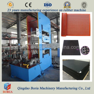Rubber Mat Machine with Sliding Device pictures & photos
