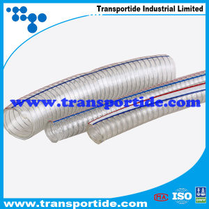 High Quatity Transportide PVC Transparent Hose pictures & photos