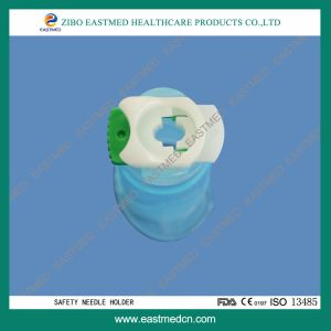 Medical Safety Needle Holder Ce&ISO pictures & photos