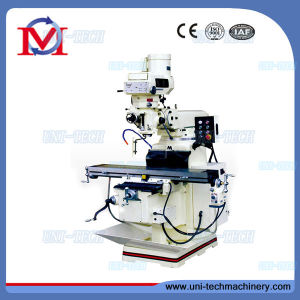 Mo Universal Swivel Head Milling Machine pictures & photos