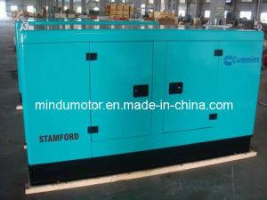 85kva /68kw Cummins Diesel Generator Set with Enclosure (C-68)