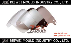 OEM Custom Injection Plastic Motorcycle Helmet Visor Mould pictures & photos