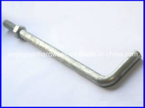 Popular Size Foundation Bolt Wholesale (1/2′′-1′′) pictures & photos