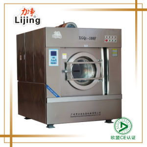 30kg Laundry Equipment Hospital Laundry Washing Machine Washer Extractor (XGQ-15-100KG) pictures & photos