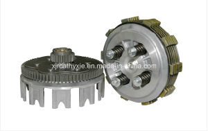 Clutch Assy with High Quality for Motorcycle Engine Parts pictures & photos