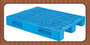 1200*1000*170mm Heavy Duty Rackable Plastic Shipping Pallet for Transport pictures & photos