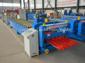 Excellent Metal Roofing Tile Making Machine