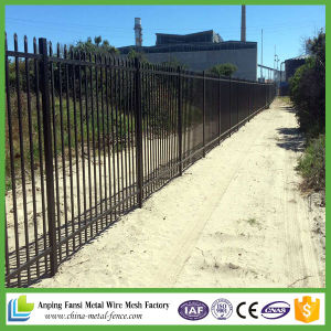 2017 Hot Sale Classic Wrought Iron Picket Fence Panel pictures & photos