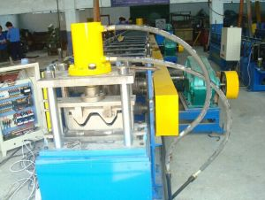 Highway Guardrail Cold Bending Machinery