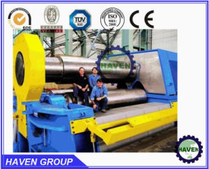 Hydraulic plate bending machine, rolling machine W11H pictures & photos