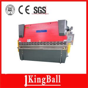 High Efficiency Press Brake (WC67K-250/4000) CNC Controller pictures & photos