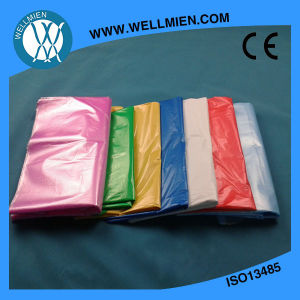 Disposable PE Apron with CE Transparent PE Apron pictures & photos
