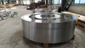 40# Forged Flywheel for Heavy Machinery