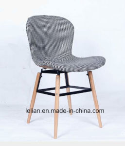 Modern Fabric Visitor Coffee Dining Chair for Hoe Furniture pictures & photos