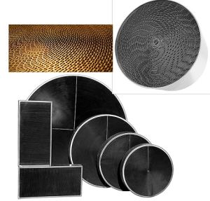 Catalyst Metallic Substrate Honeycomb Metal Substrate pictures & photos