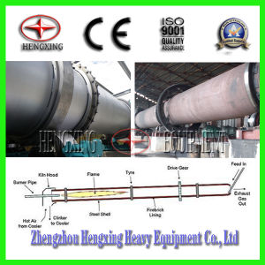 High Rates of Operation--Rotary Kiln for Oxided Zinc pictures & photos