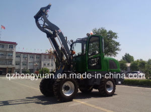 Compact Wheel Loader Hy610 with More Excellent Machine pictures & photos